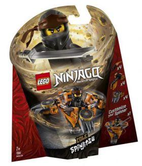 Lego Spinjitzu-Cole 70662