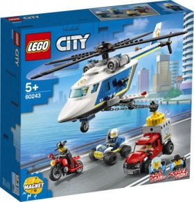Lego Politiets Helikoptertjeneste 60243