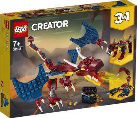 Lego Ilddrage 31102