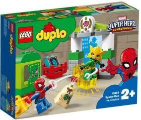 Lego Spider-Man Mot Electro 10893