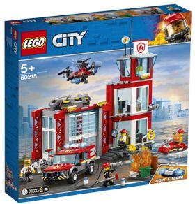 Lego Brannstasjon 60215