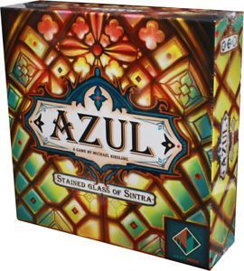 Spill Azul Stained Glass Of Sintra