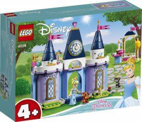 Lego Askepotts Slottsfest 43178