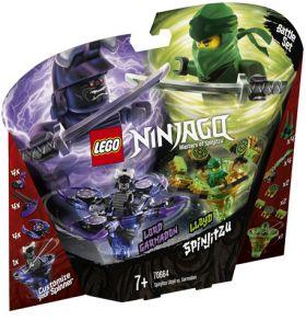 Lego Spinjitzu-Lloyd Mot Garmadon 70664
