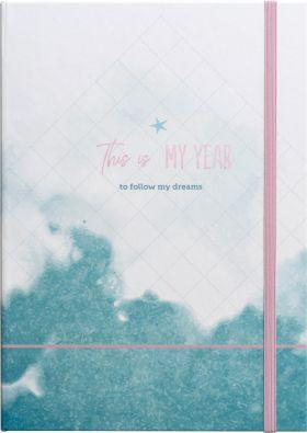 Kalender Udatert A5 This Is My Year Uke