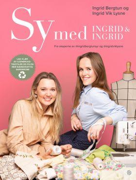 Sy med Ingrid og Ingrid -  SIGNERT ved nettbestilling