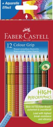 Fargeblyant Faber Grip  12 Pk