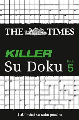 The Times Killer Su Doku 5