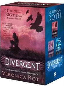 Divergent series complete book box