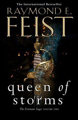 Queen of Storms. The Firemane Saga Book 2