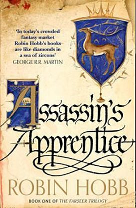 Assassin's Apprentice. The Farseer Trilogy Book 1