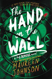 The Hand on the Wall. Truly Devious 3