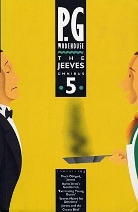The Jeeves Omnibus - Vol 5