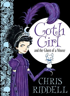 Goth Girl and the Ghost of a Mouse