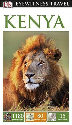 Kenya DK Eyewitness Travel Guide