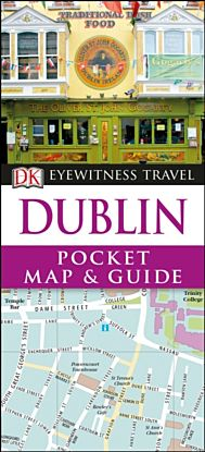 DK Eyewitness Dublin Pocket Map and Guide
