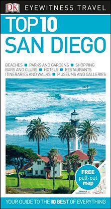 San Diego DK Eyewitness Top 10