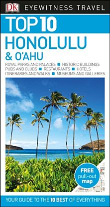 DK Eyewitness Top 10 Honolulu and O'ahu