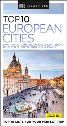 Top 10 European cities