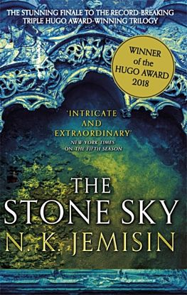 Stone Sky, The. The Broken Earth, Book 3