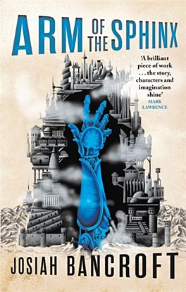 Arm of the Sphinx. Books of Babel 2