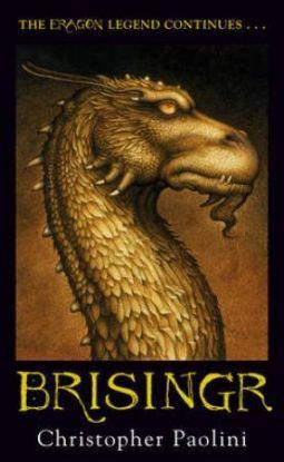 Brisingr. The Inheritance Cycle 3