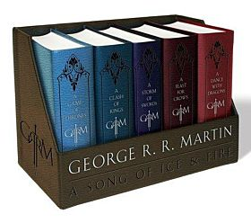 George RR Martin's A Game of Thrones Leather-Cloth