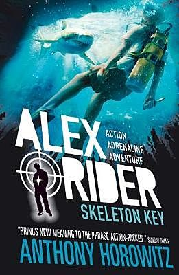 Skeleton Key. Alex Rider 3