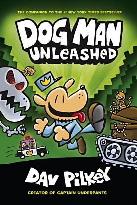 Unleashed. Dog Man 2