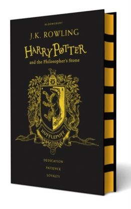 Harry Potter and the Philosopher's. Hufflepuff Edi