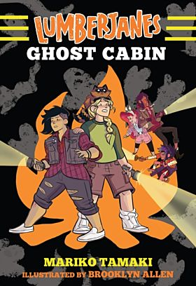 Lumberjanes: Ghost Cabin (Lumberjanes #4)