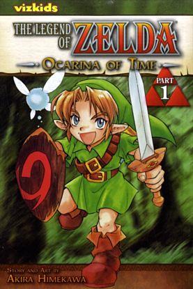 The Legend of Zelda, Vol. 1