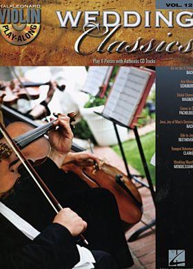 Violin Play-Along Volume 12