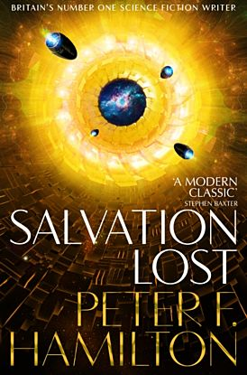 Salvation Lost. Salvation Sequence Book 2