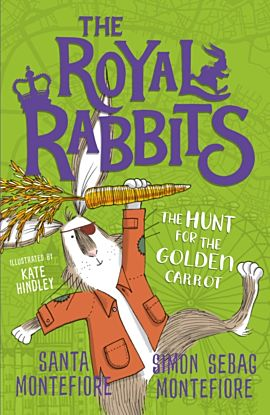 The Royal Rabbits: The Hunt for the Golden Carrot