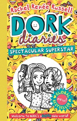 Spectacular Superstar. Dork Diaries 14