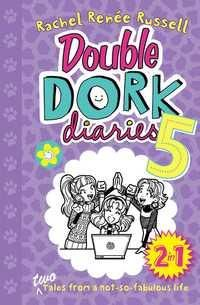 Drama Queen and Puppy Love. Double Dork Diaries 5