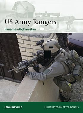 US Army Rangers 1989-2015