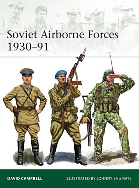 Soviet Airborne Forces 1930-91