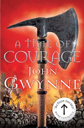A Time of Courage. Of Blood and Bone 3
