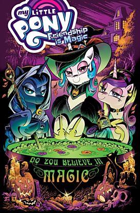 My Little Pony: Friendship is Magic Volume 16