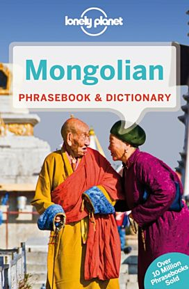 Mongolian Phrasebook & Dictionary 3