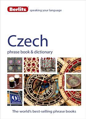 Berlitz Phrase Book & Dictionary Czech