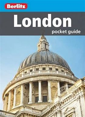 Berlitz Pocket Guide London (Travel Guide)