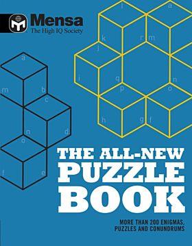 The Mensa - All-New Puzzle Book