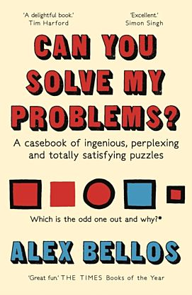 Can You Solve My Problems? A Casebook of Ingenious