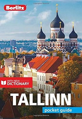 Berlitz Pocket Guide Tallinn (Travel Guide with Dictionary)