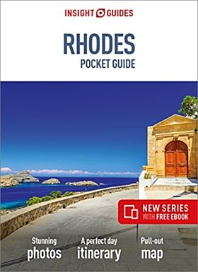 Insight Guides Pocket Rhodes (Travel Guide with Free eBook)