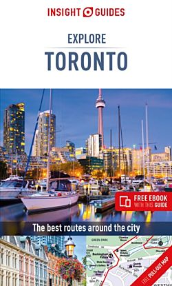 Insight Guides Explore Toronto (Travel Guide with