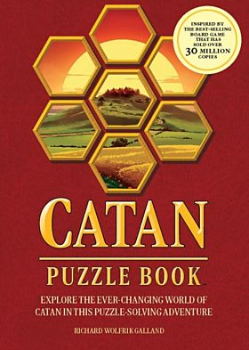 Catan Puzzle Book